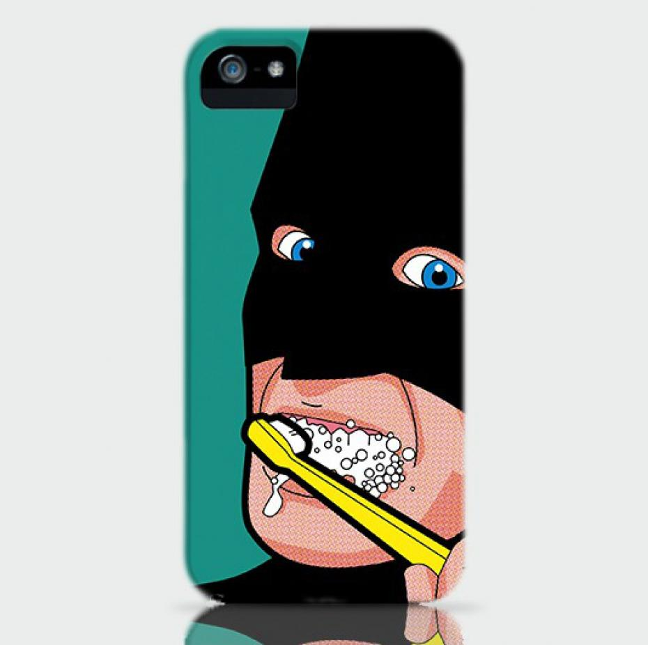 coque batman meltystyle