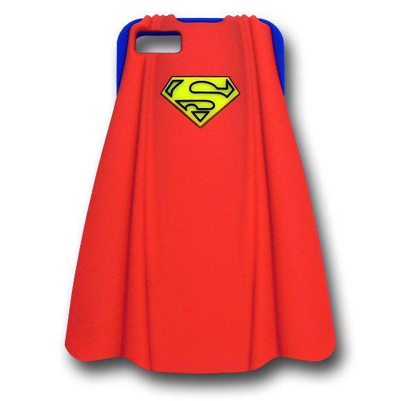 coque superman cape