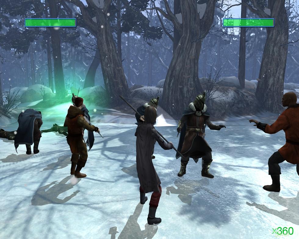Dreamfall Combat