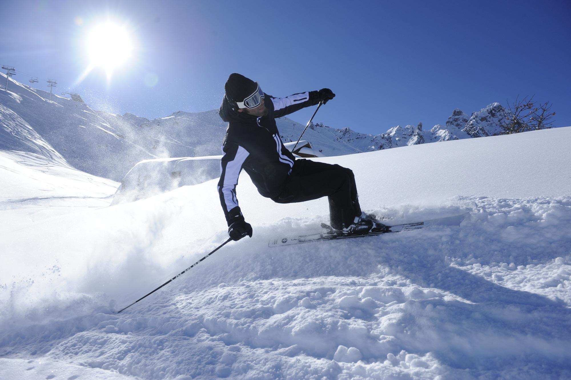 ski de luxe
