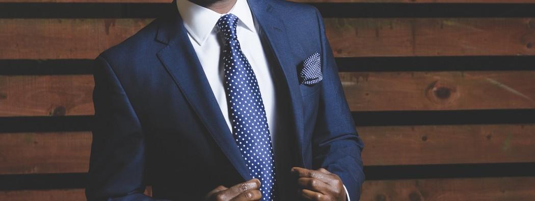 pochette costume