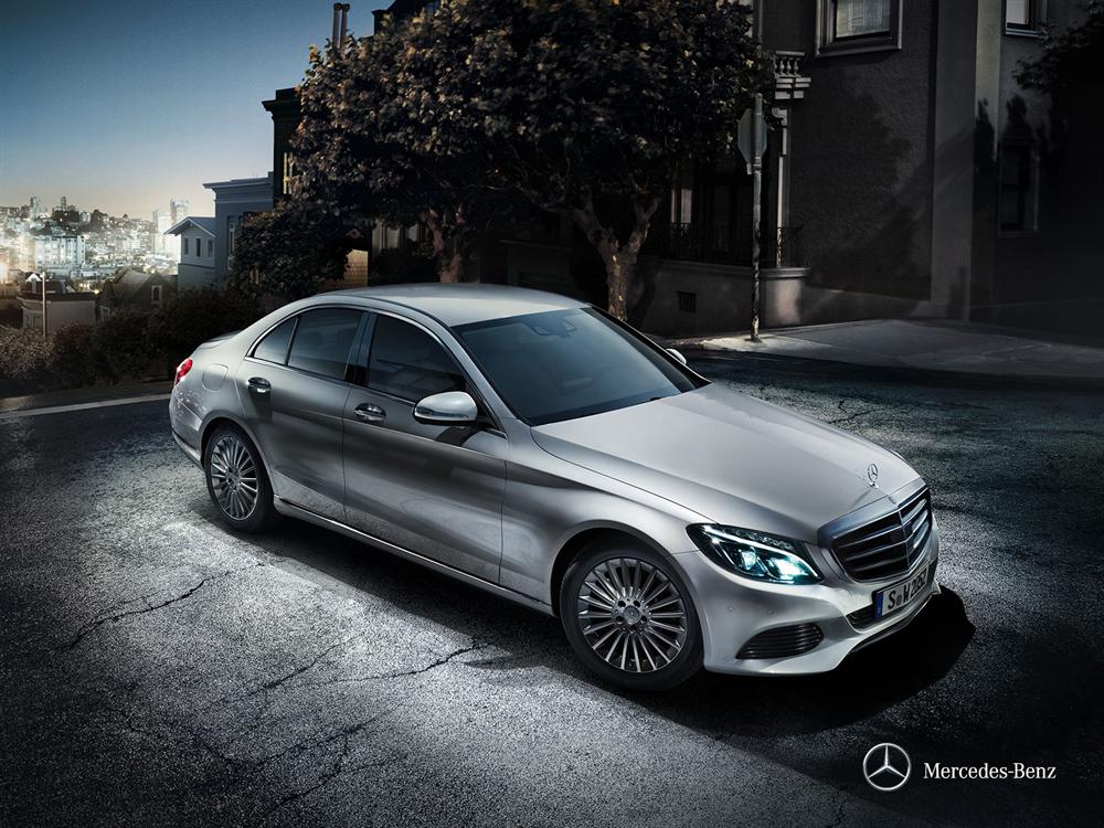 Mercedes classe C nice