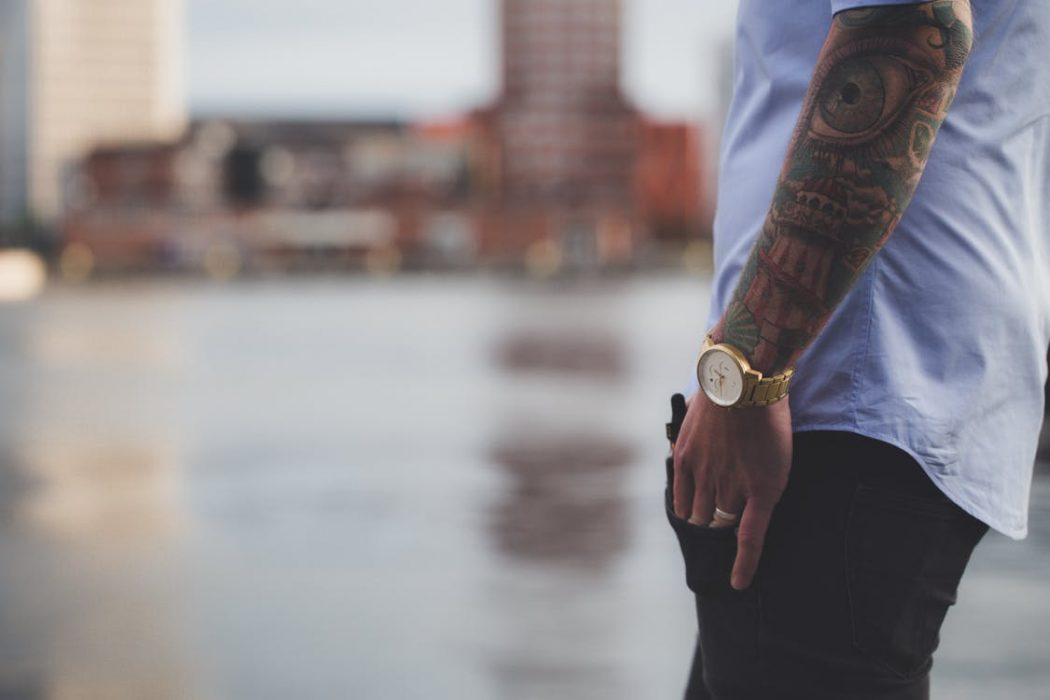 Blog mode homme Place to be